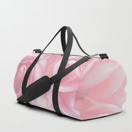 Tender Roses in Spring Duffle Bag