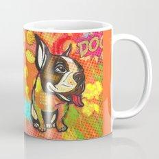 Dog pop art Mug