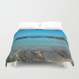 Time to Relax Duvet Cover