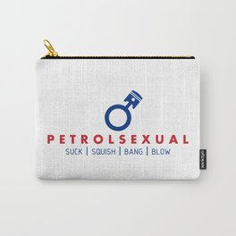PETROLSEXUAL v5 HQvector Carry-All Pouch