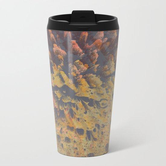 FLEW / PATTERN SERIES 008 Metal Travel Mug