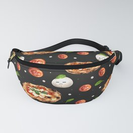Neapolitan Pizza with  Fanny Pack