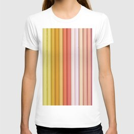 Color pencil T-shirt