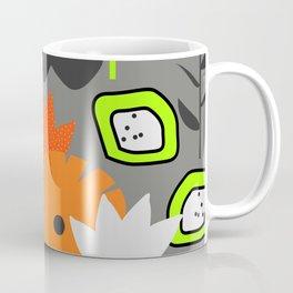 Funky modern garden Coffee Mug