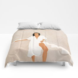 Freedom and Elegance Comforters