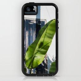 Banana Leaf iPhone Case