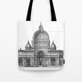 St. Peter Basilica - Rome, Italy Tote Bag