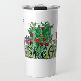 I Dig Skyview School Gardens! Travel Mug