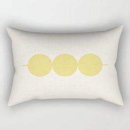 Link (Mustard) Rectangular Pillow
