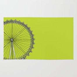 London Town - The Eye Rug