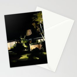 Miami Nocturne Stationery Cards