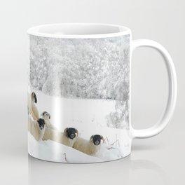 Sheltering Flock Coffee Mug