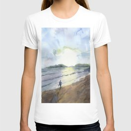 Lankian sunset T-shirt
