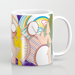 The Beats Coffee Mug