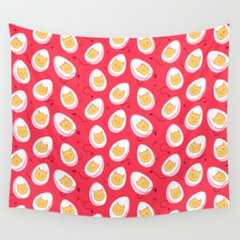 Deviled Eggs Wall Tapestry