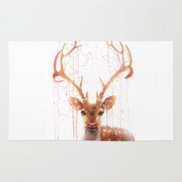 Fairy Deer Rug