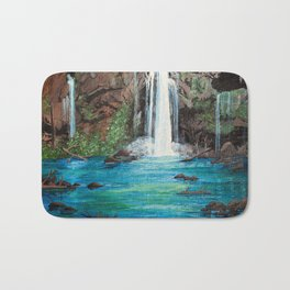 The Concealed Oasis Bath Mat