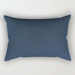 Shiny Stars in the night sky, starry night sky, Stars background Rectangular Pillow