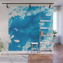 Painterly Iceland 1 Wall Mural