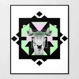 ::Space Deer:: Canvas Print