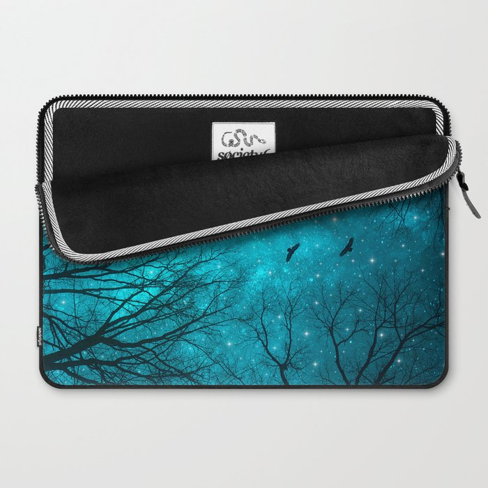 Stars Can't Shine Without Darkness Laptop Sleeve
