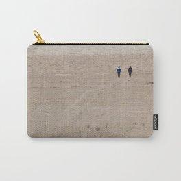 Salar De Uyuni, Dusty Road Carry-All Pouch