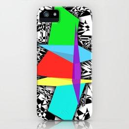 Color Sculpture iPhone Case