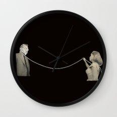 Under Her Spell Wall Clock