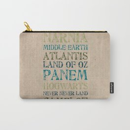 Fantasy Realms Carry-All Pouch