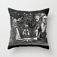 Cult Throw Pillow