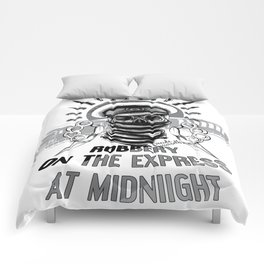 Robbery on the express Comforters