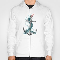 Anchor and Tentacle (Riso edition) Hoody
