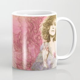 Maria Rita - Study for a portrait Coffee Mug
