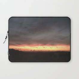Fired Horizons Laptop Sleeve