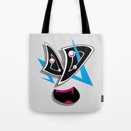 META (Original Characters Art by AKIRA) Tote Bag