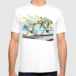 Illustration Graphic Design: Finish Line T-shirt