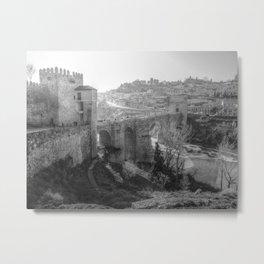 Medieval Toledo #2 Metal Print