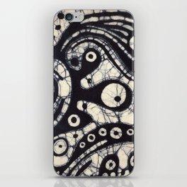 Abstract Batik 2 iPhone Skin