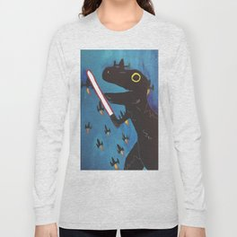 space dino Long Sleeve T-shirt