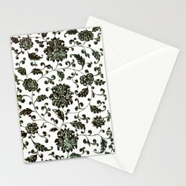 Chinese Ornament V Stationery Cards