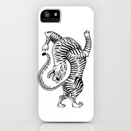 THE BEAST OF IMPERMANENCE iPhone Case
