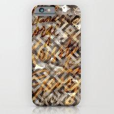 K&G 1 Slim Case iPhone 6s