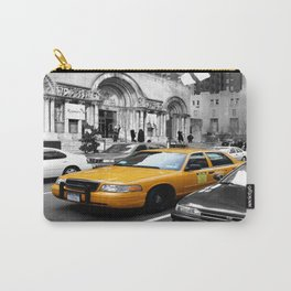 NYC Yellow Cabs Avenue - USA Carry-All Pouch