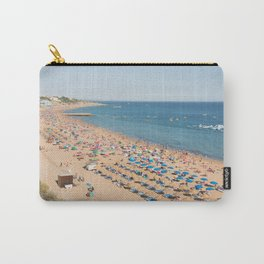 Albufeira beach Portugal Carry-All Pouch