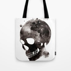 the darkest side Tote Bag