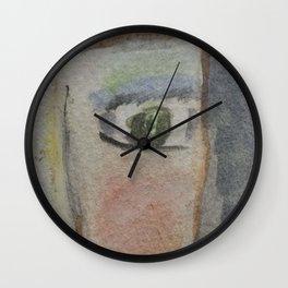 Eye. Wall Clock
