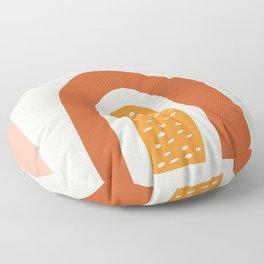 What Is Art - Version 01 Floor Pillow