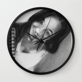 Madison-Curiosity Wall Clock