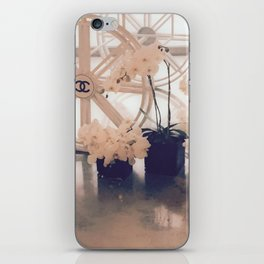 Coco No. 5 Floral Exhibit iPhone Skin