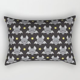 Cute baby bats Rectangular Pillow